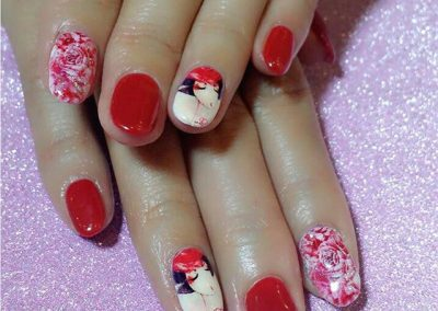 Nail Art & Digital Printing