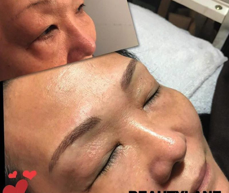 Microblading/ Embroidery Brow
